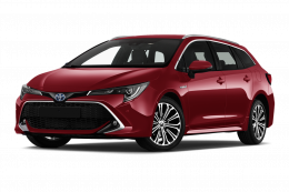 Mandataire TOYOTA COROLLA TOURING SPORTS HYBRIDE MY21